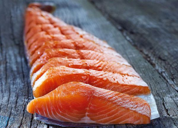 »Der Indianer« finest IKARIMI® salmon filet