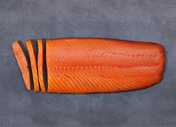 »Arctic Rose« finest IKARIMI® salmon filet